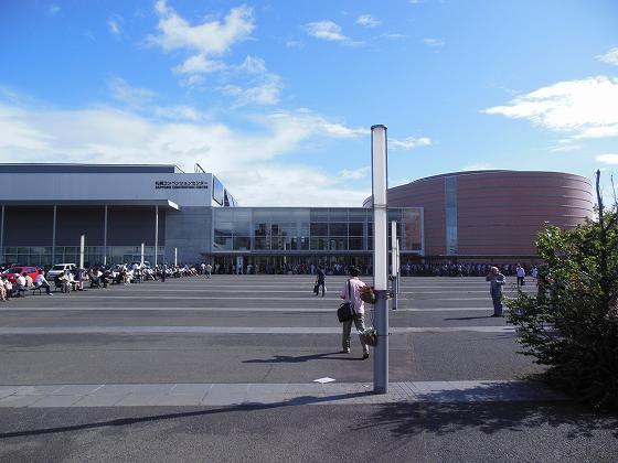 社会保険労務士試験の札幌本試験会場