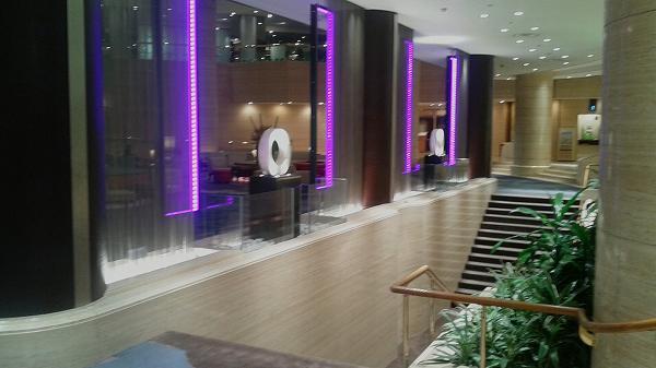 神戸のホテル