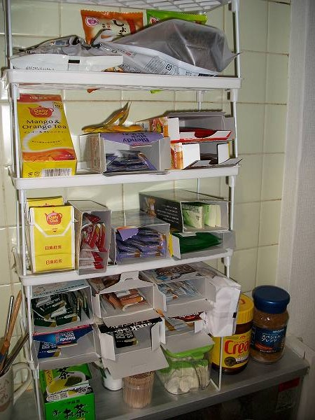 事務所の台所